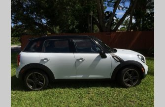 2011 MINI Cooper Countryman S for sale 100775267